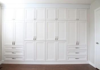 Wardrobe Built-ins