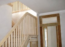 Carpentry Stairs