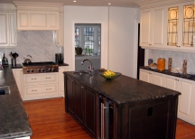 Hardwood Floors and Kitchen After